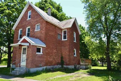 Saint Johnsville NY Single Family Home For Sale: $55,000