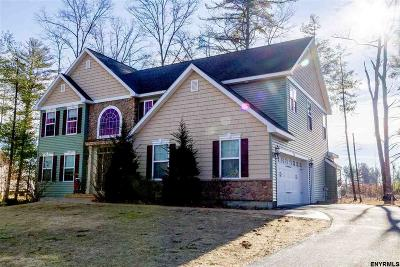 Ballston Spa Single Family Home For Sale: 12 Wyndham Way