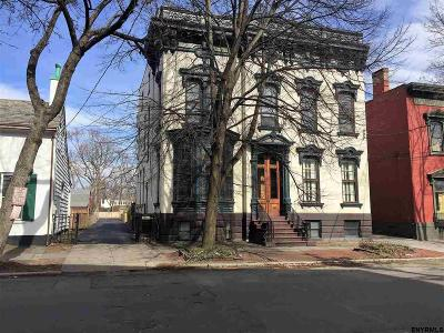 Schenectady Multi Family Home For Sale: 111 Union St
