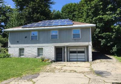 Gloversville NY Single Family Home For Sale: $89,900