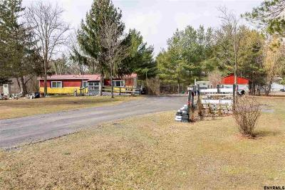 Altamont Single Family Home For Sale: 456 Bozenkill Rd