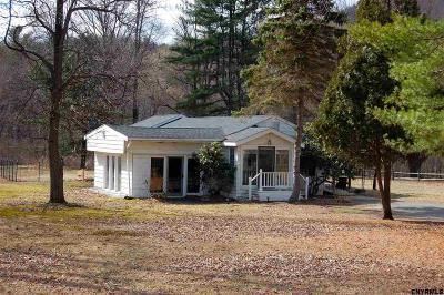 Claverack Single Family Home For Sale: 40 Green Acres Rd