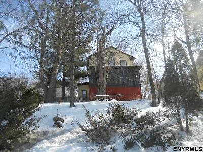 Rensselaer Single Family Home For Sale: 338 East St