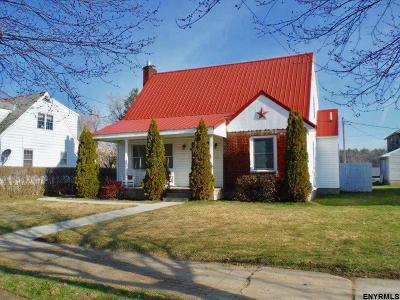 Single Family Home Sold: 605 Palmer Av