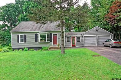 Saratoga County Single Family Home For Sale: 7 Roseland Blvd