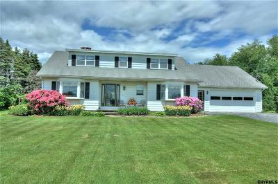Saratoga County Single Family Home For Sale: 182 King Rd