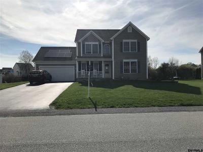 Ballston Spa Single Family Home For Sale: 32 Sherman Way