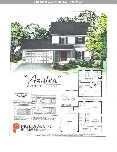Ballston Spa Single Family Home For Sale: Lot 2 Huntington Way