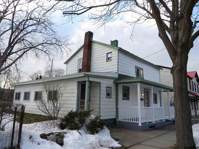 Saratoga Springs Single Family Home For Sale: 51 South Franklin St