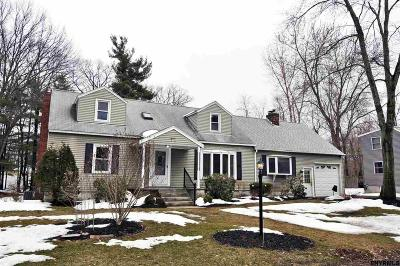 Colonie NY Single Family Home Sold: $229,900