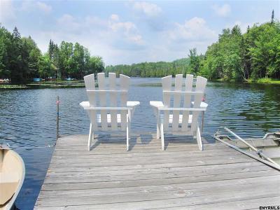 Hamilton County Single Family Home For Sale: 337-349 Adirondack Lake Rd