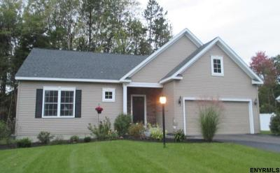 South Glens Falls Single Family Home For Sale: Tamarac Dr