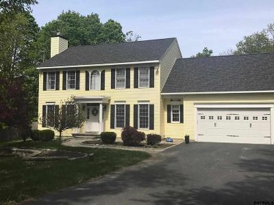 New Scotland Single Family Home For Sale: 512 Stove Pipe Rd