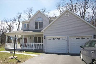 Single Family Home For Sale: 14 Patroon Way