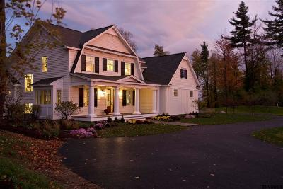 Saratoga County Single Family Home For Sale: 6 Pickett Ln