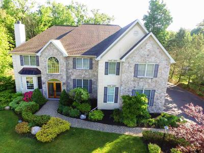 Clifton Park Single Family Home For Sale: 47 Spice Mill Blvd