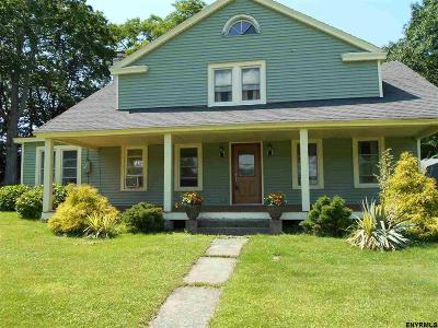 Single Family Home For Sale: 562 Old Loudon Rd