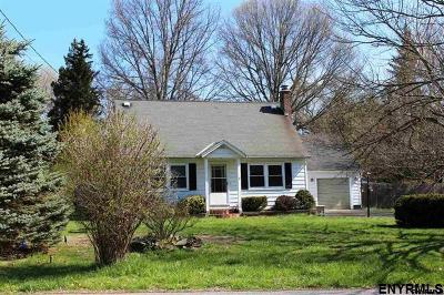 Halfmoon Single Family Home For Sale: 3 Morris La