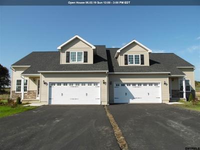 Saratoga County Single Family Home For Sale: Tap In La