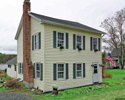 Single Family Home Sold: 2681 Ny Rt 43