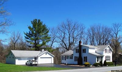 Guilderland Single Family Home For Sale: 3971 Western Turnpike