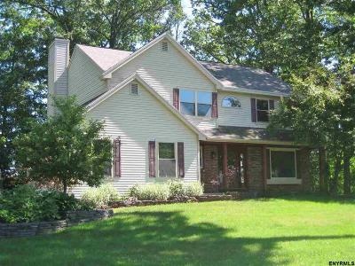 Niskayuna Single Family Home For Sale: 796 Beech Dr