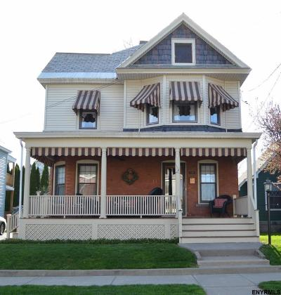 Saratoga County Single Family Home For Sale: 131 S Third Ave