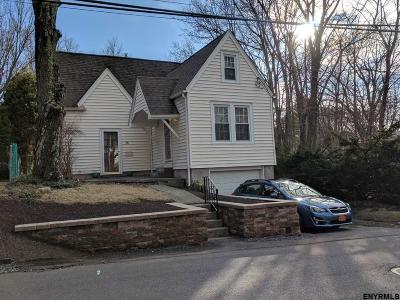 Bethlehem Single Family Home For Sale: 26 Monroe Av