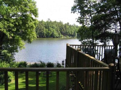 Copake Single Family Home For Sale: 1264 Lakeview Rd