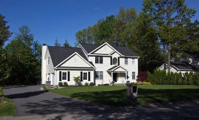 Saratoga County Single Family Home Price Change: 10 Spruce St