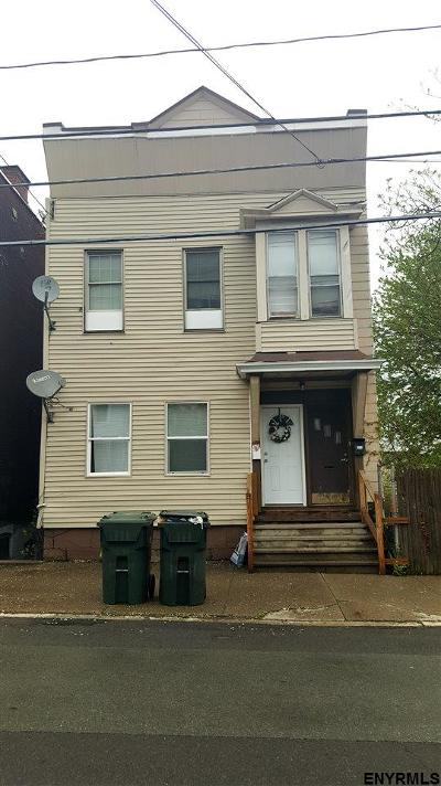 Cohoes Multi Family Home For Sale: 144 Main St