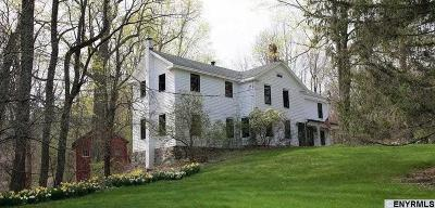 Chatham Single Family Home For Sale: 1421 County Route 13