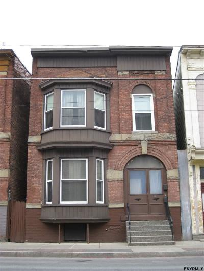 Troy NY Two Family Home Closed (Final Sale): $93,000