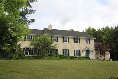 Chatham Single Family Home For Sale: 1204 County Rt 13