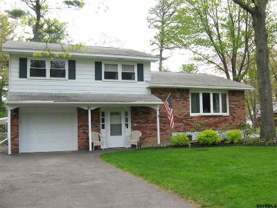 Voorheesville NY Single Family Home For Sale: $227,500
