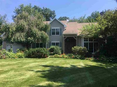 Voorheesville NY Single Family Home For Sale: $559,900