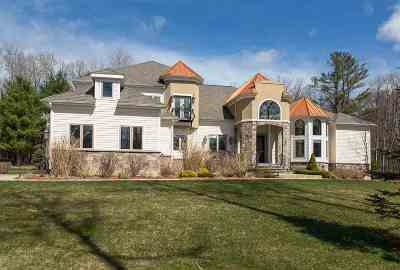 Saratoga Springs NY Single Family Home For Sale: $1,150,000
