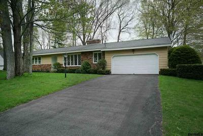 Saratoga Springs Single Family Home For Sale: 4 Lakewood Dr