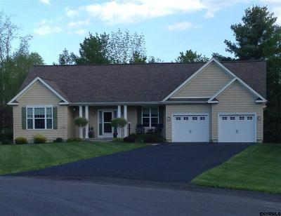 Saratoga County Single Family Home For Sale: 10 Kain Terr
