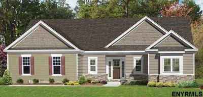 Voorheesville Single Family Home Price Change: Lot#5 Swift Rd