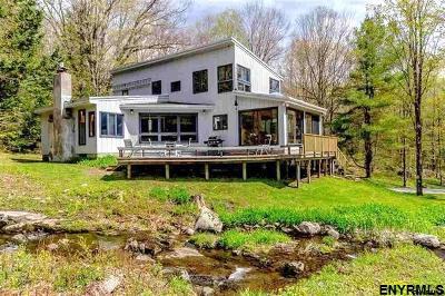 Gloversville Single Family Home For Sale: 443 Old Peck Hill Rd