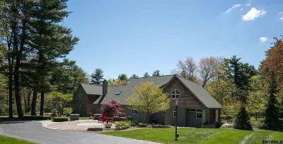 Single Family Home For Sale: 1 Sumac Mountain Ln