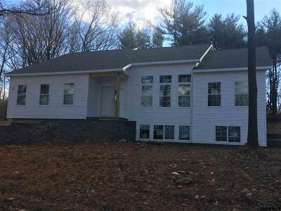 Niskayuna Single Family Home For Sale: 2604 Aqueduct Rd