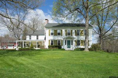 Chatham Single Family Home For Sale: 1219 County Route 13