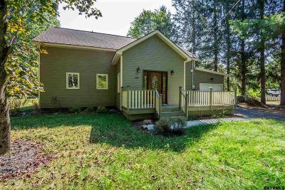 Saratoga County Single Family Home For Sale: 564 Englemore Rd