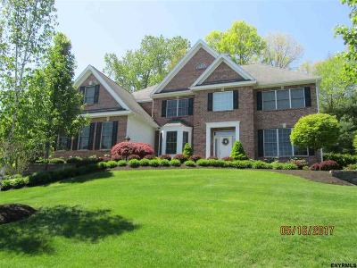 Saratoga County, Albany County Single Family Home For Sale: 779 Waldens Pond Rd