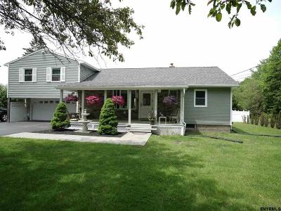 East Greenbush Single Family Home For Sale: 59 Troy Rd