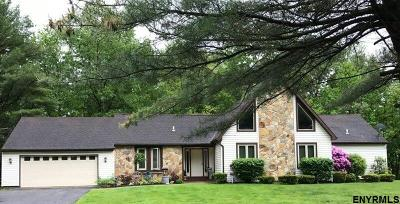 Schaghticoke NY Single Family Home Closed (Final Sale): $250,000