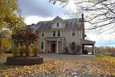 East Greenbush Single Family Home For Sale: 45 Olcott La