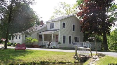 Queensbury Single Family Home For Sale: 5 Hanneford Rd